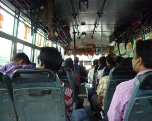 Bus Delhi ke Shimla
