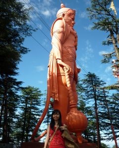 Patung Dewa Hanuman