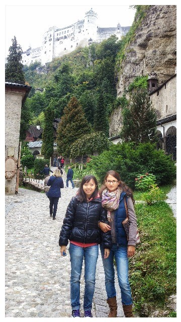 Katharina & me