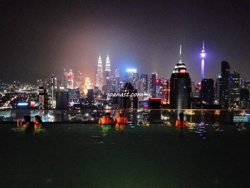 Kuala Lumpur at Night