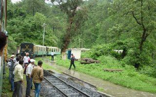 Toy Train Shimla Kalka