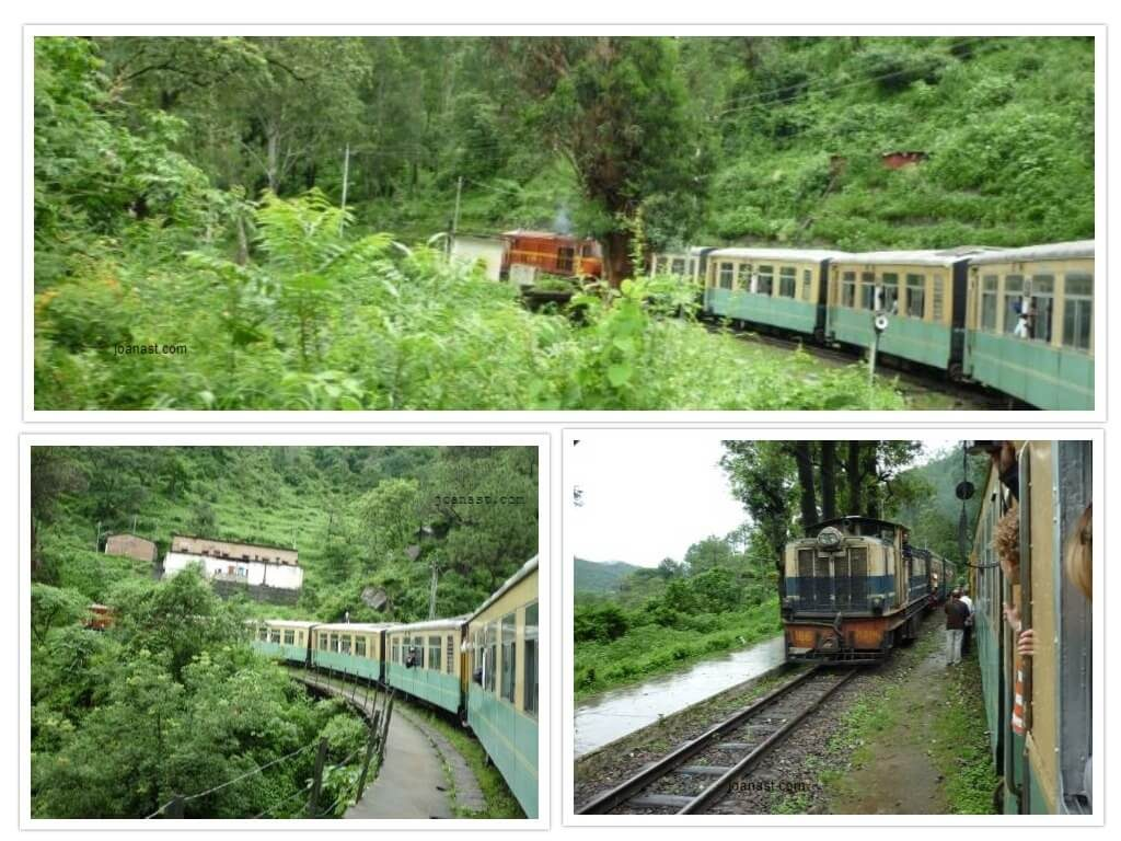 Toy Train Shimla Kalka