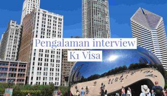 Pengalaman interview k1 visa